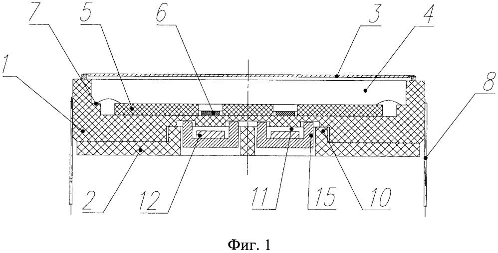 Корпус для микросистем измерения силы тока