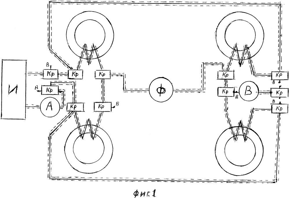 Способ проверки на эффективность и надёжность установки магнитопроводящих шунтов над воздушными зазорами в тороидальных магнитопроводах