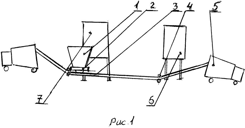 Устройство для приготовления цементобетонных и прочих смесей