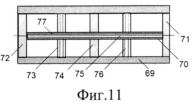 Малошумная конструкция для сейсмостойких производственных зданий