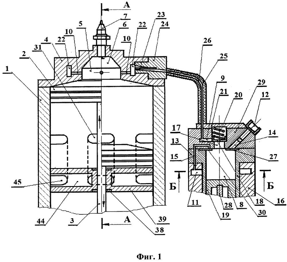 Двигатель внутреннего сгорания и способ управления им