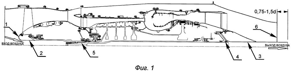 Способ и устройство охлаждения вала авиационного газотурбинного двигателя
