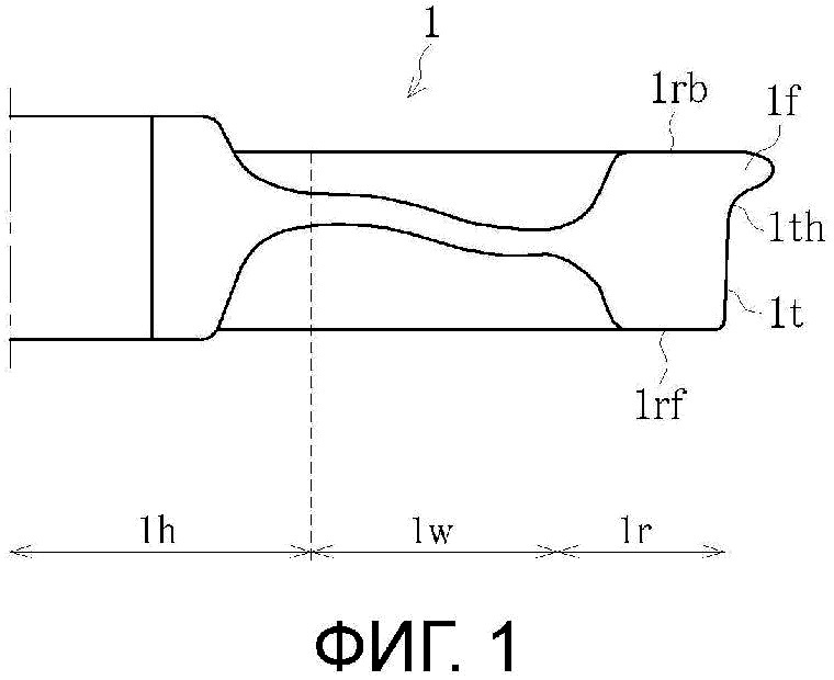Способ измерения износа реборды железнодорожных колес