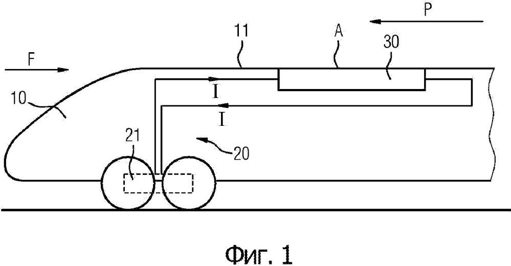 Транспортное средство, а также тормозной реостат для транспортного средства