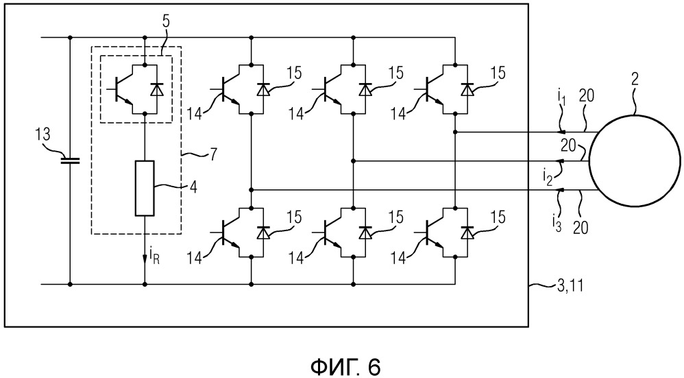 Надежный электрический тормоз для синхронного двигателя