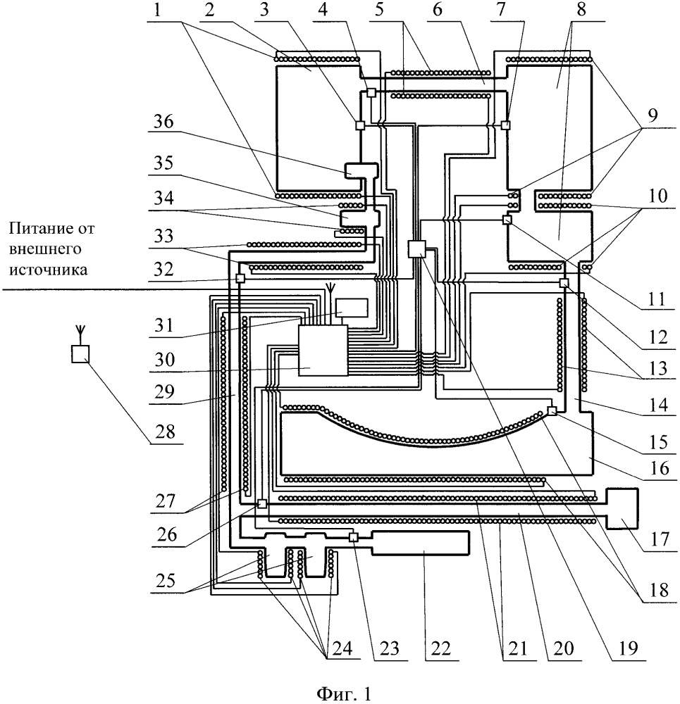 Устройство для обеспечения работоспособности военной гусеничной машины при отрицательных температурах окружающего воздуха