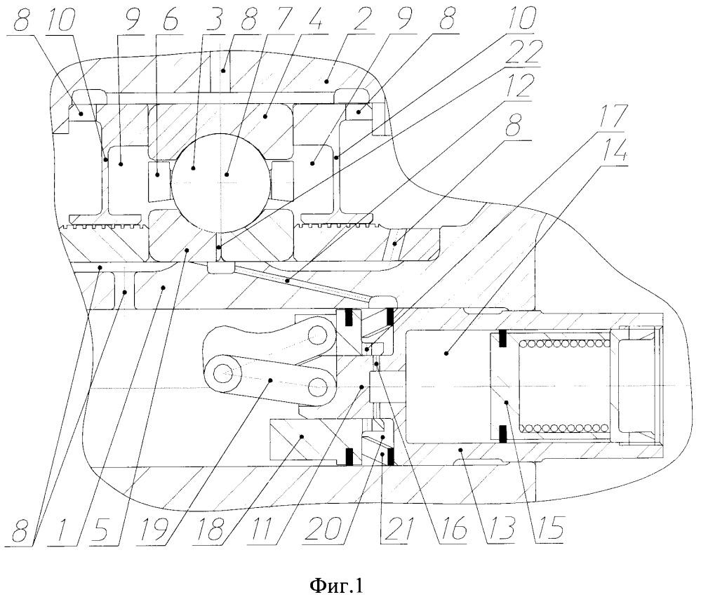 Опора ротора турбомашины с консистентной смазкой
