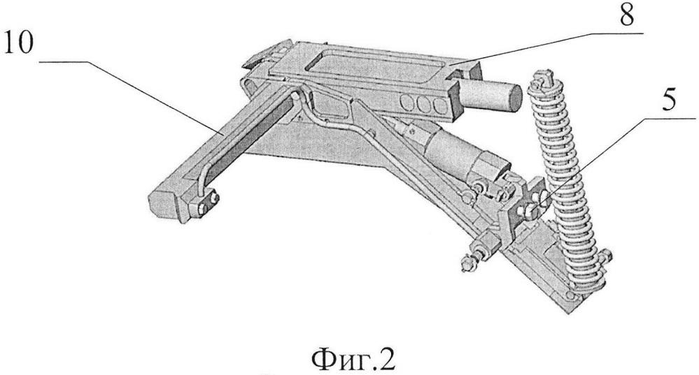 Механизм подачи воспламенительных трубок