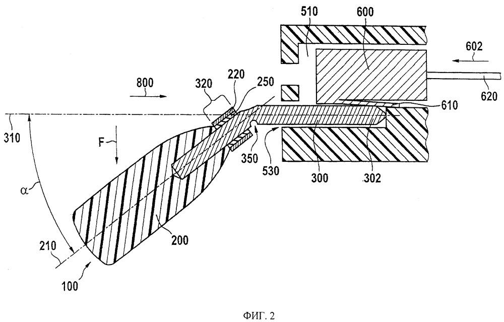 Демонтажный инструмент для деблокирования контакт-деталей штекерных разъемов