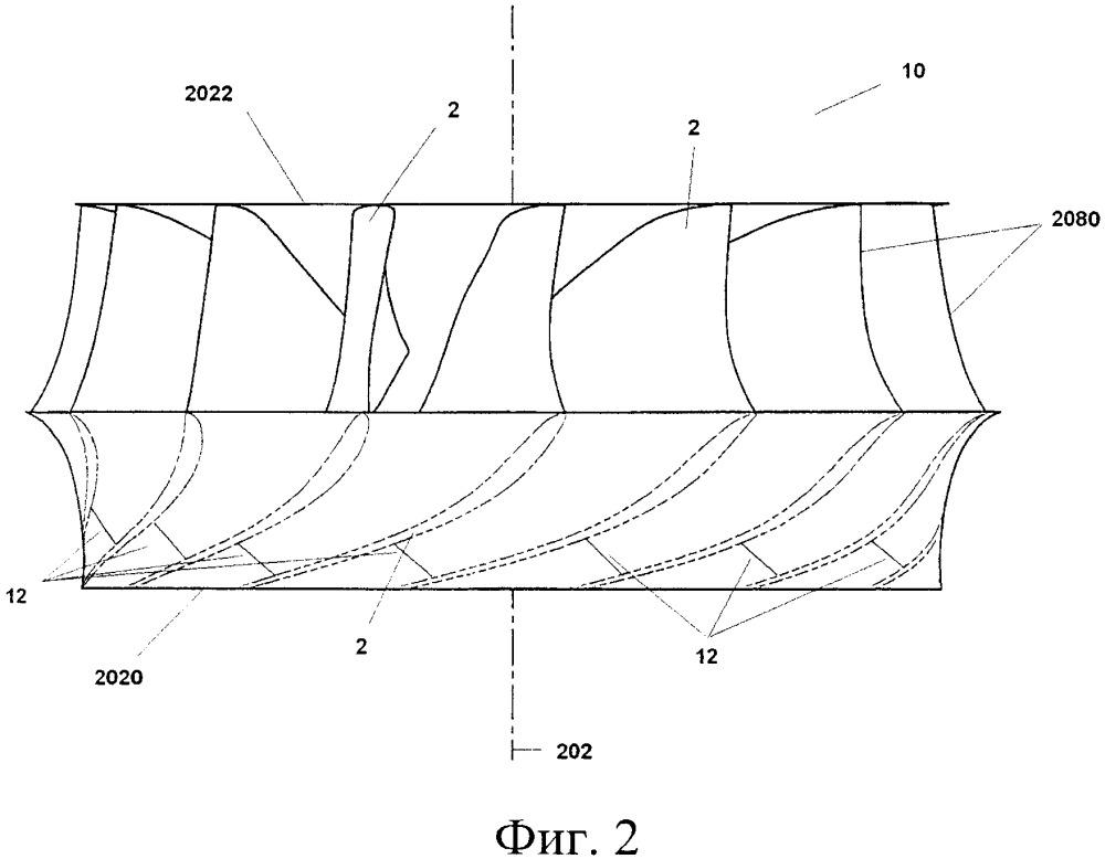 Аэрационная система для гидравлической турбины