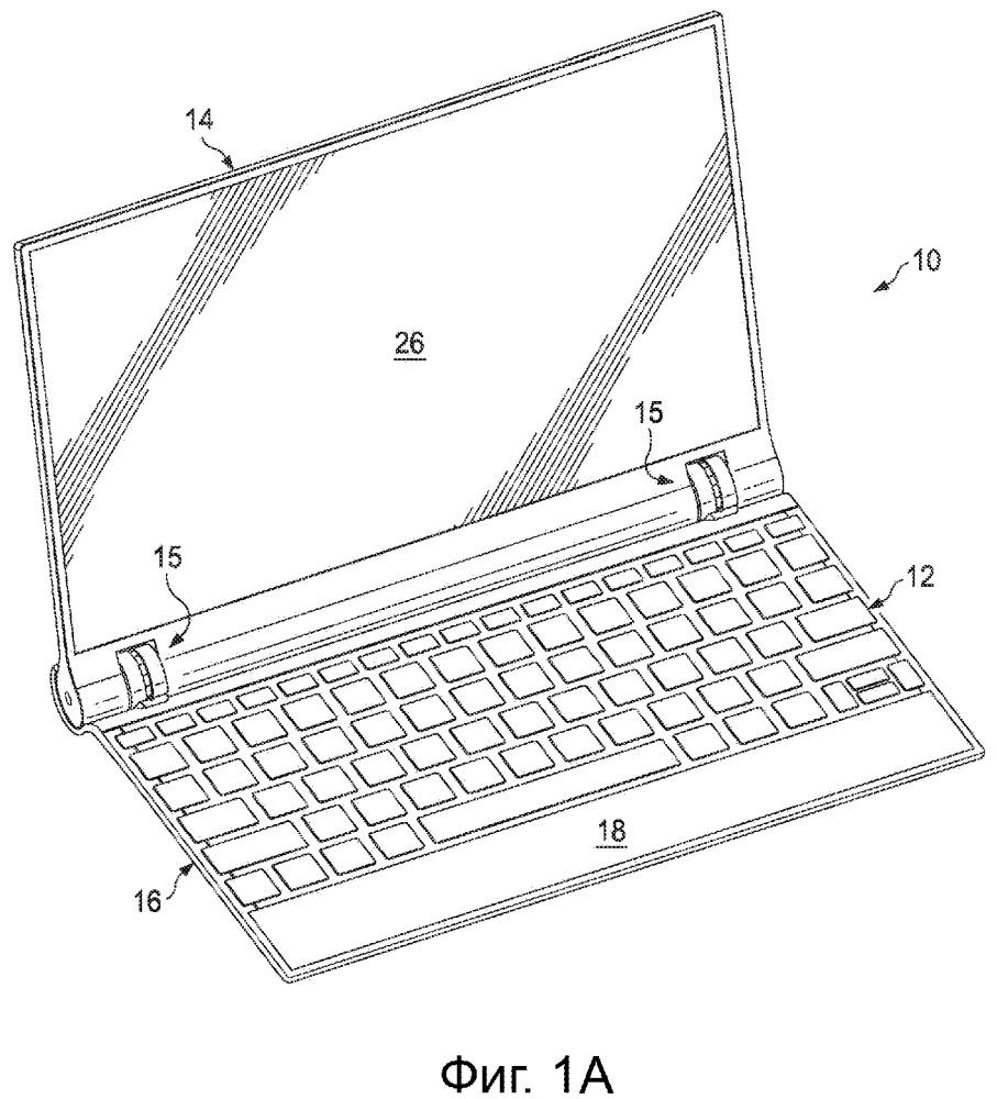 Соединительный узел для электронного устройства
