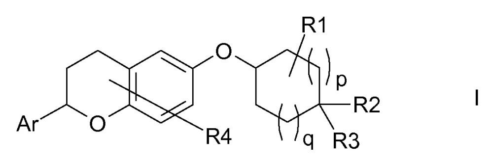 Замещенные хроман-6-илоксициклоалканы, их применение в качестве лекарственных средств