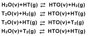 Катализатор для водо-водородной реакции обмена, способ его получения и устройство для водо-водородной реакции обмена