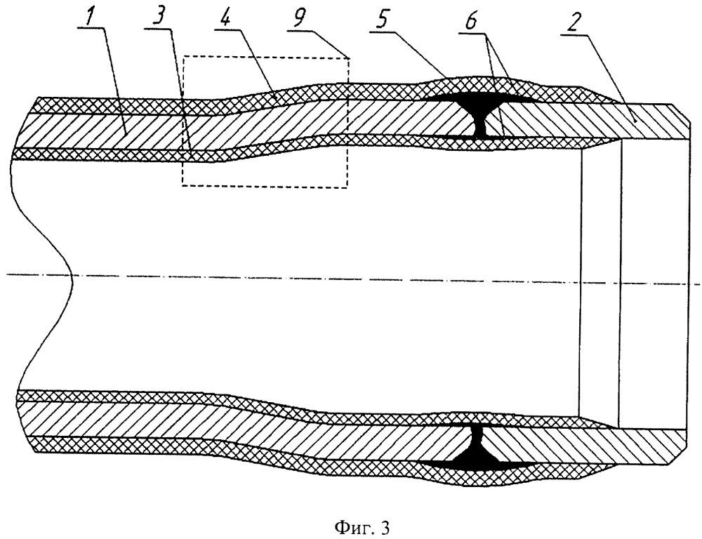 Способ изготовления стальных труб с защитным полимерным покрытием