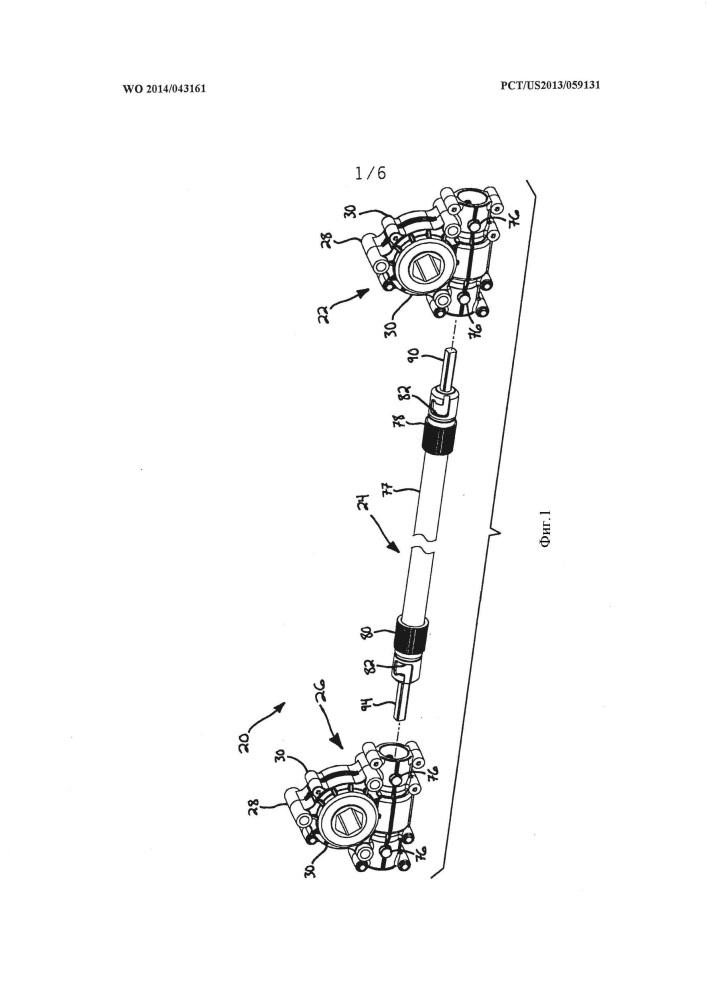 Реверсируемая трансмиссия сеялки и привод сеялки