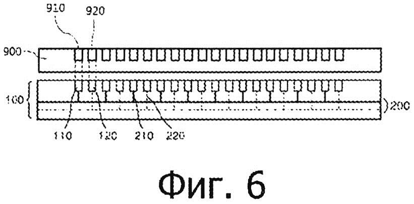 Устройство для проведения полимеразной цепной реакции с однонаправленным раздвижным средством