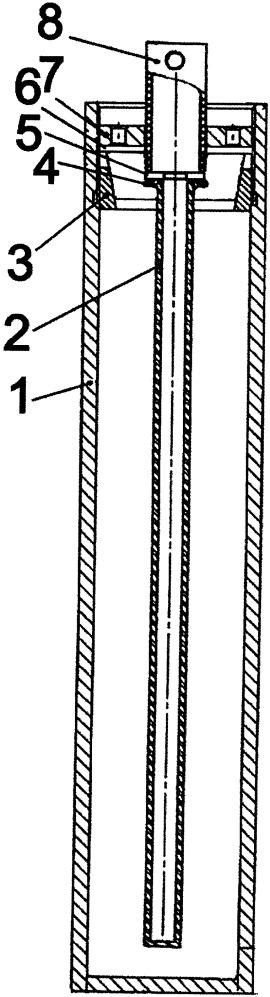 Ампула реперных температурных точек повышенной надежности и способ градуировки малогабаритных и миниатюрных прецизионных платиновых термопреобразователей сопротивления с металлическим корпусом длиной не более 250 мм, с тонкопленочными и проволочными чувствительными элементами, предназначенными для применения высокоточных измерений температуры в объектах малого объема