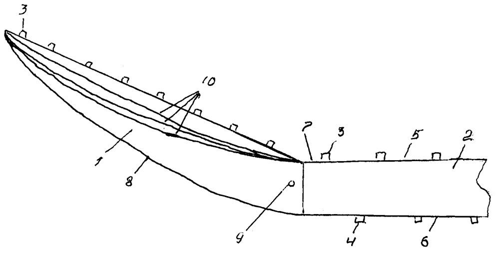 Противобуксовочное устройство для транспортных средств и самоходных машинтколёсного типа
