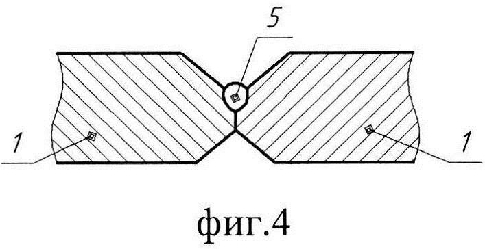 Способ изготовления двухшовных труб большого диаметра