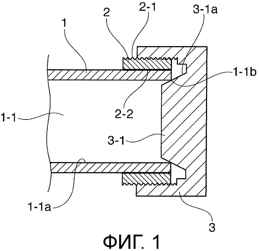 Конструкция оконечного уплотнения направляющей-распределителя для топлива для бензинового двигателя с непосредственным впрыском