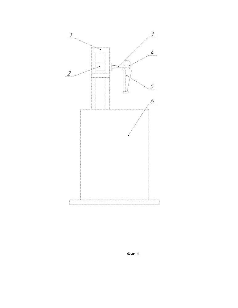 Технологический комплекс для ультразвуковой гидротермической очистки литых турбинных лопаток от керамического материала