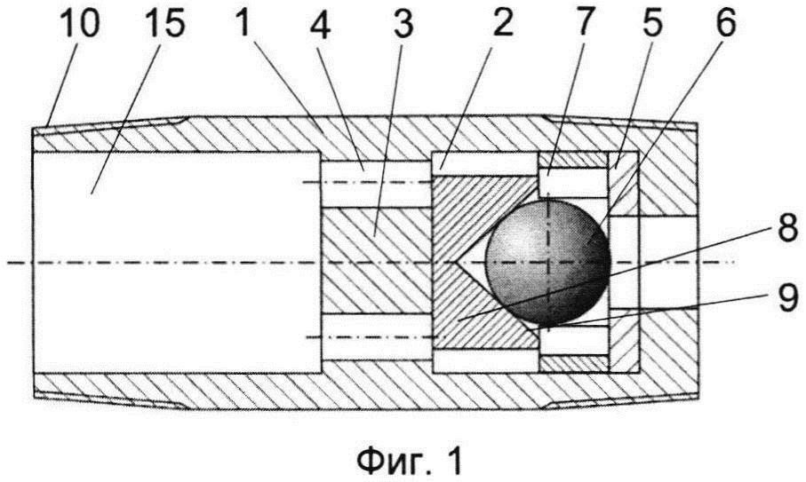 Клапан штангового насоса (варианты)