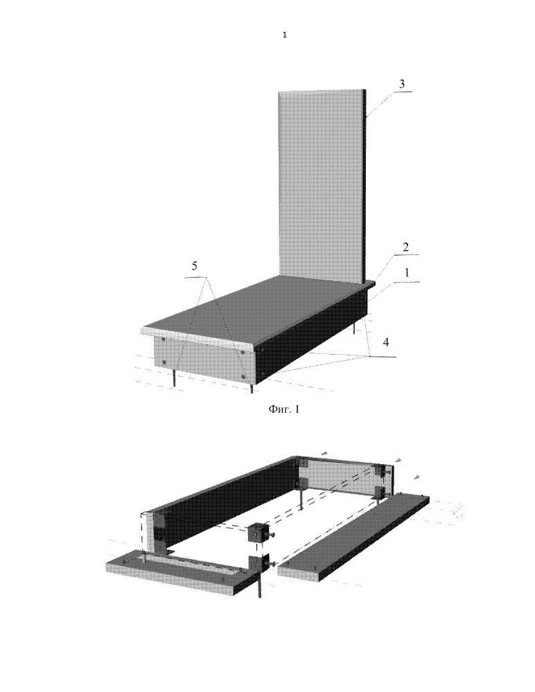 Надгробный сборно-разборный памятник и способ его сборки