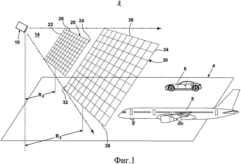Система управления движением транспортных средств (варианты) и способ генерирования информации плана для транспортных средств