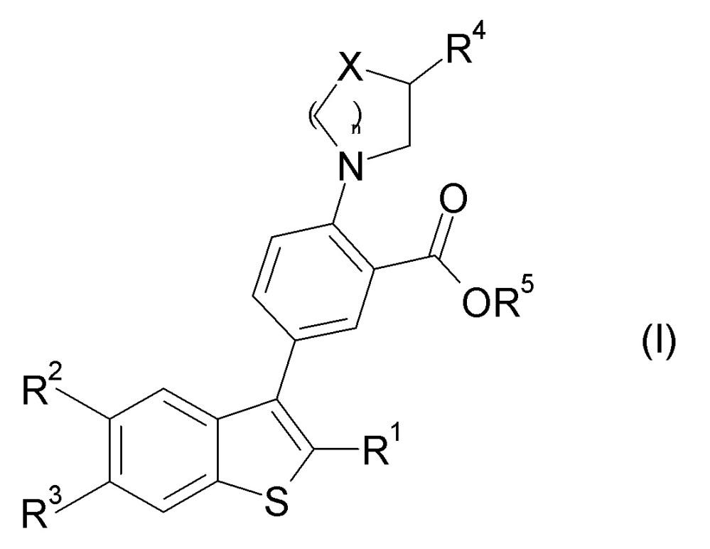 Бензотиофеновое соединение