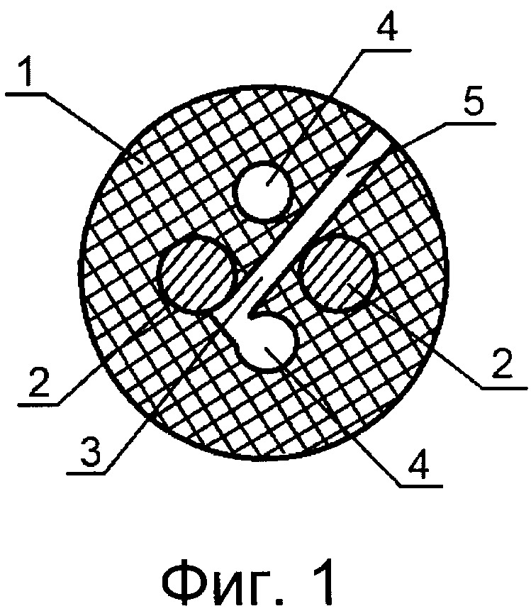 Разрядник с общими напорными камерами, разрядник-изолятор, экран-разрядник и линия электропередачи