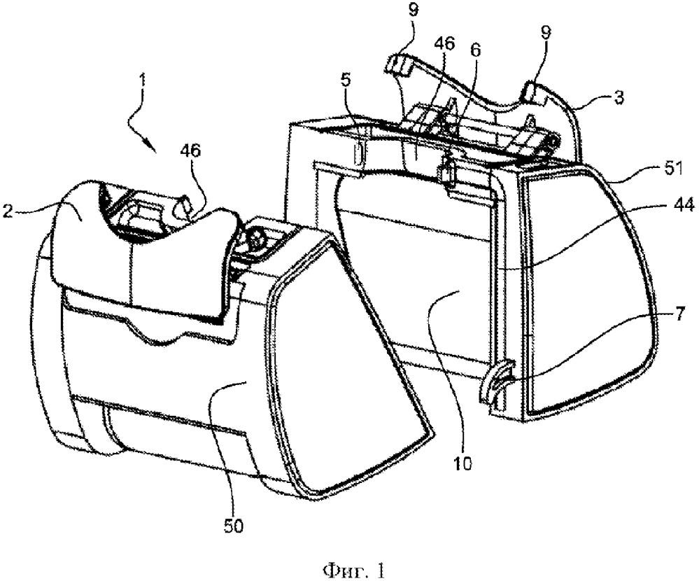 Массажная головка и устройство для массажа, в котором используется такая головка