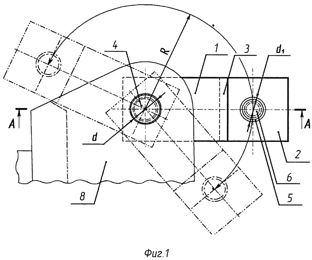 Способ определения координат центра отверстия и устройство для его реализации