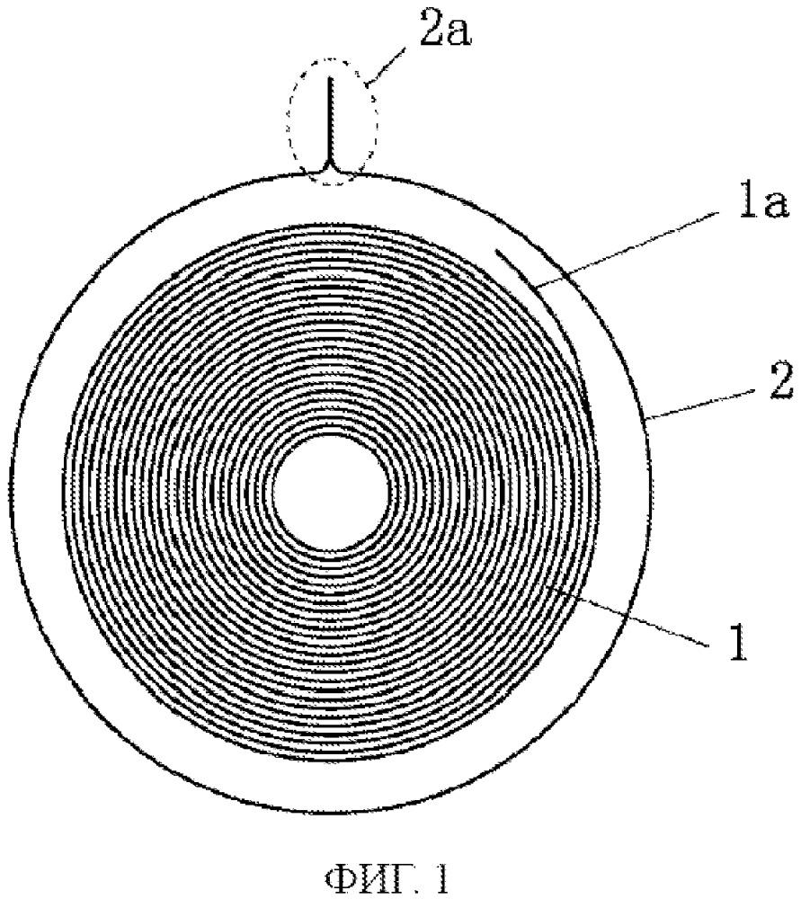 Способ фиксации конечного края рулона туалетной бумаги и рулон туалетной бумаги, изготовленный с применением этого способа