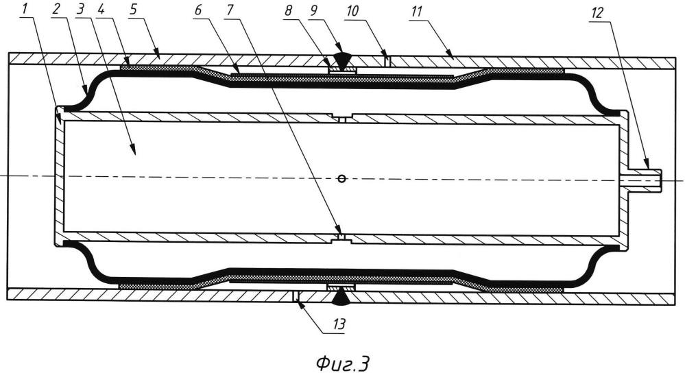 Способ чуйко внутренней монолитной изоляции сварного соединения трубопровода (варианты)