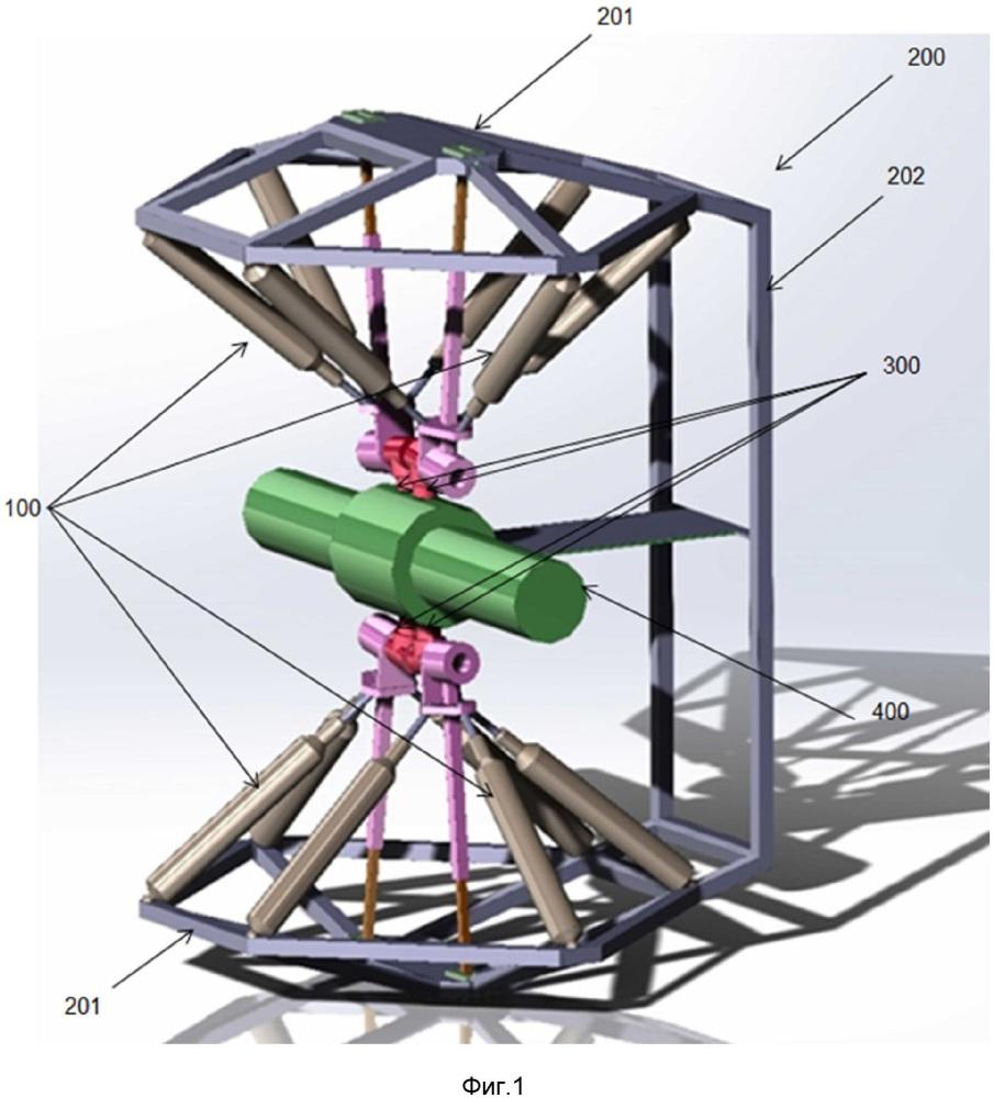Устройство управления движением инородного тела внутри пациента внешним магнитным полем
