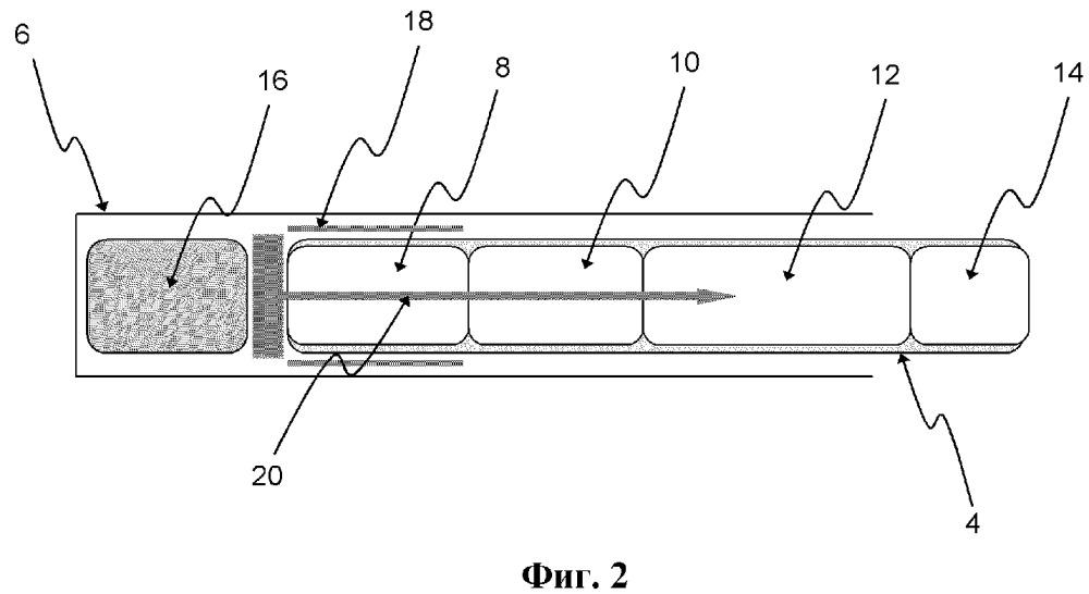 Система, генерирующая аэрозоль, содержащая цилиндрическую полимерную капсулу