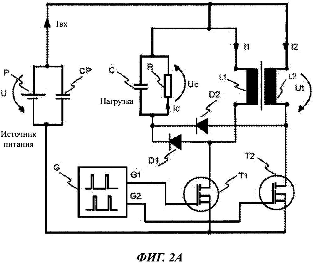 Частотно-импульсный преобразователь и способ преобразования электрической энергии