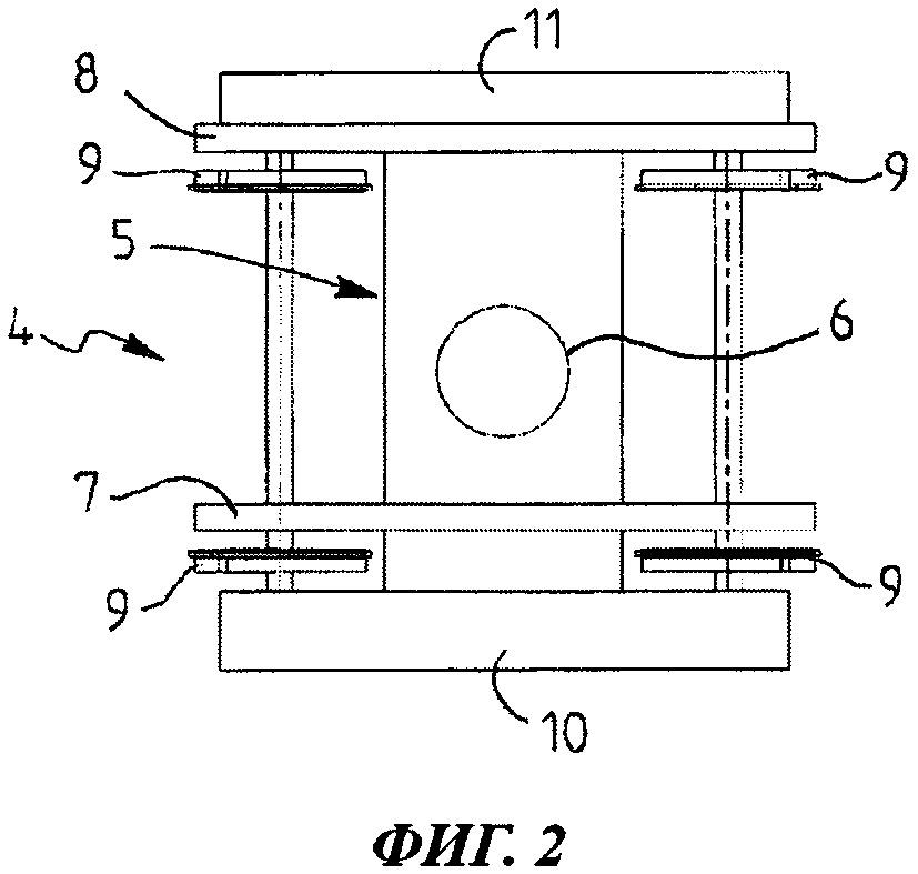 Тележка и вагонная конструкция для рельсового транспортного средства