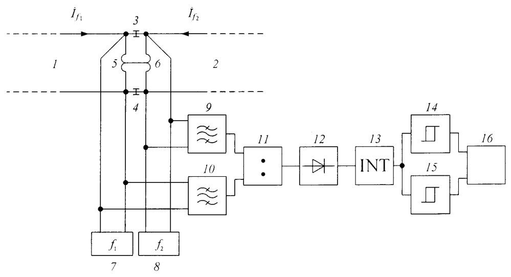 Устройство для контроля состояния изолирующих стыков в тональных рельсовых цепях