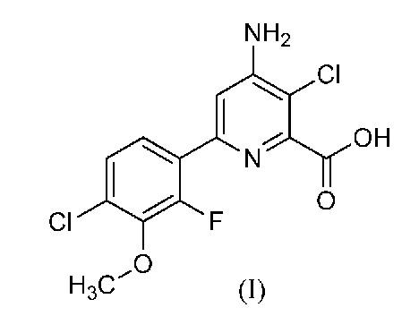Селективная борьба с сорняками в виноградниках или многолетних сельскохозяйственных культурах с использованием галауксифена или 4-амино-3-хлор-5-фтор-6-(4-хлор-2-фтор-3-метоксифенил)пиридин-2-карбоновой кислоты или ее производных
