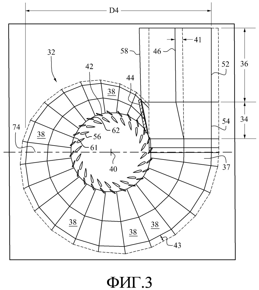 Спиральная камера гидравлической турбины (варианты)