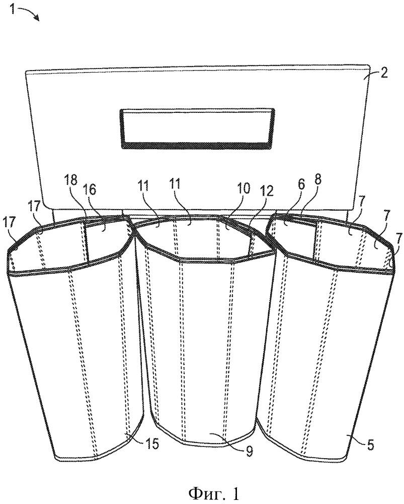 Переносное устройство для напитков с отсоединяемыми втулками и способ его изготовления