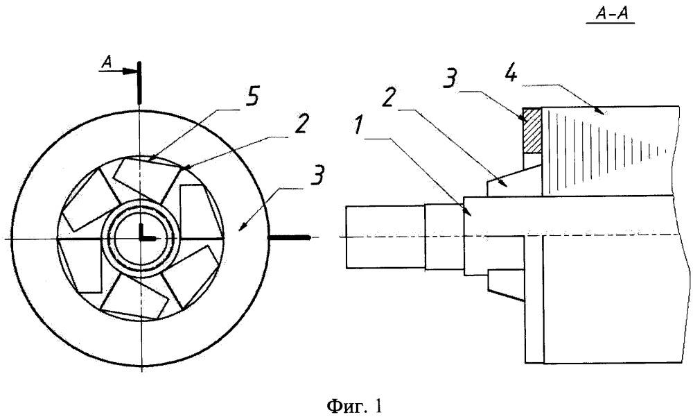 Ротор асинхронного электродвигателя