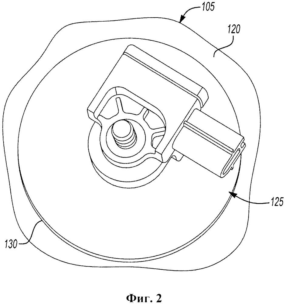 Универсальный кронштейн для датчика транспортного средства