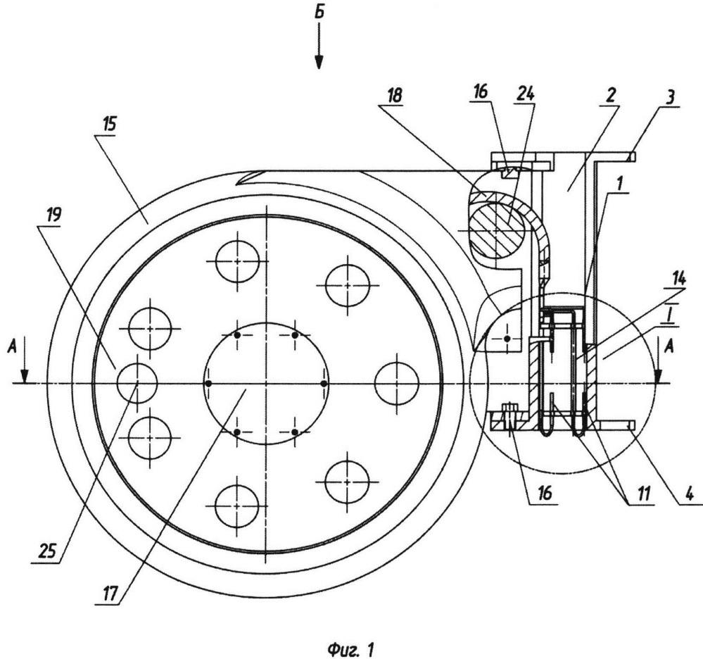 Установка для поверки и/или калибровки погружного многоточечного датчика температуры, размещенного внутри резервуара