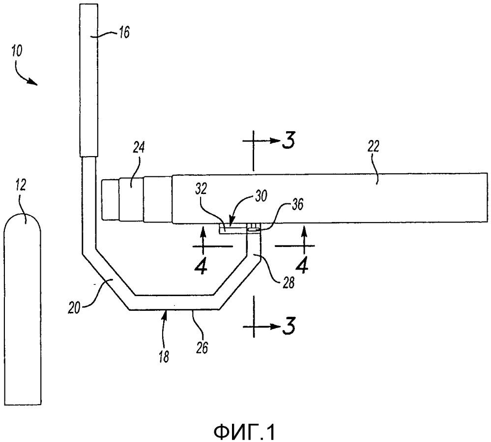 Дефлекторный узел (варианты) и узел передней части для транспортного средства (варианты).
