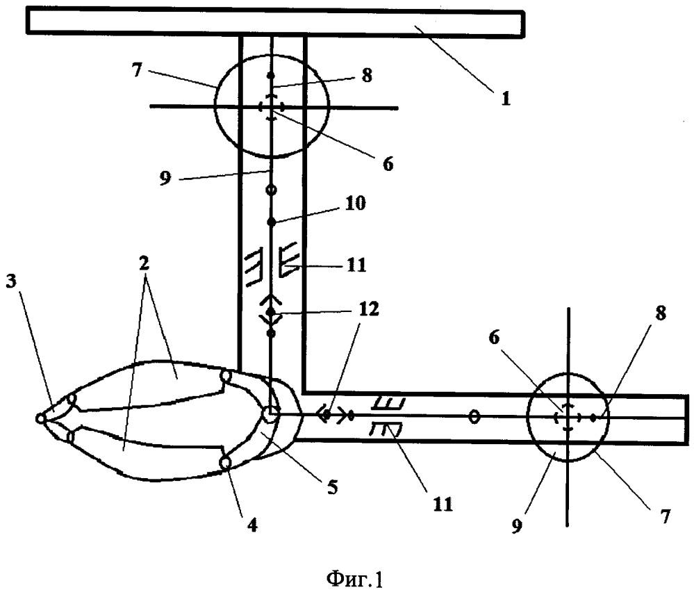 Тренажер растяжки шейного отдела позвоночника