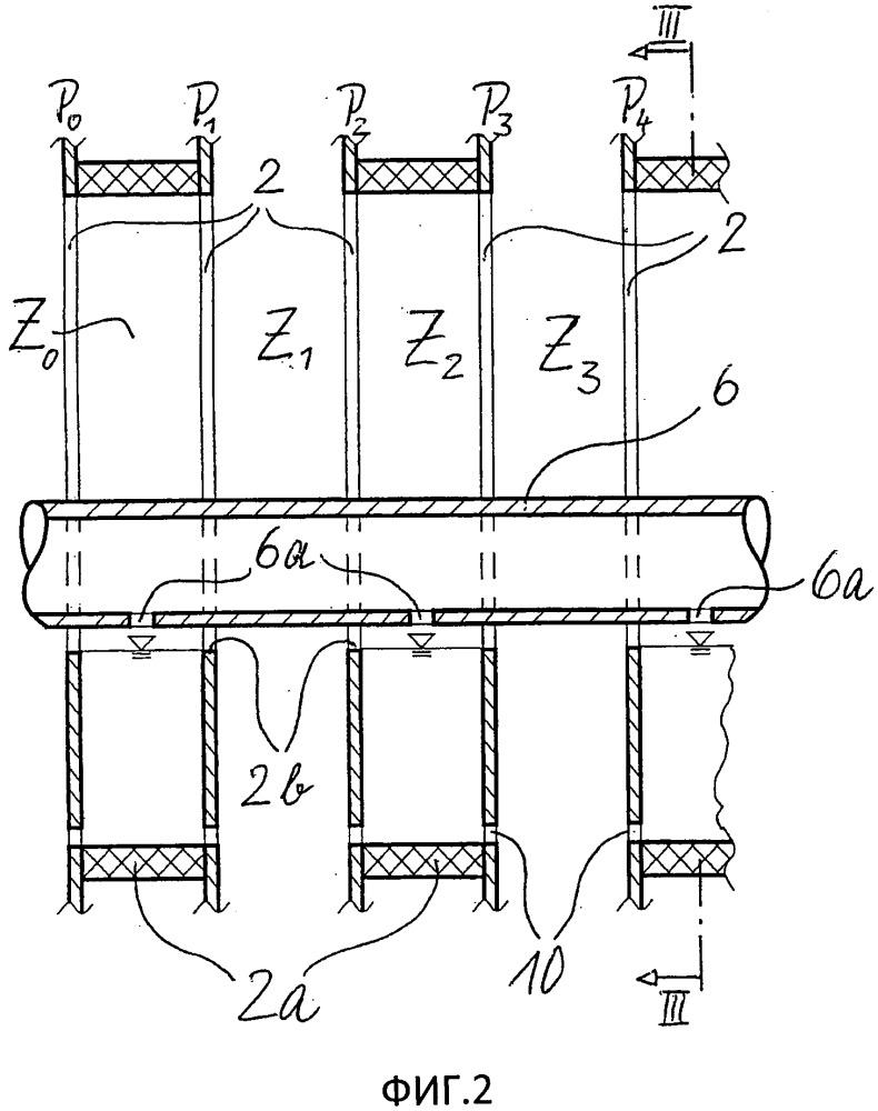 Пластинчатый аппарат для тепло- и массообмена