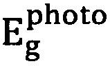 Способ определения ширины запрещённой зоны органических полупроводников на основе гетероатомных соединений