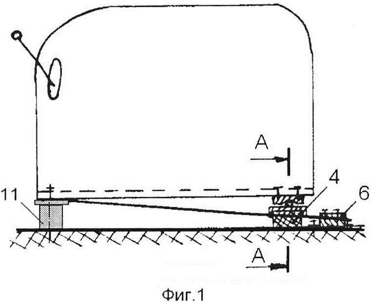 Система виброизоляции для технологического оборудования